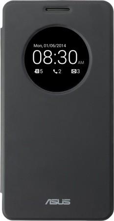 Чехол View Flip Cover для Asus ZenFone 6 черный
