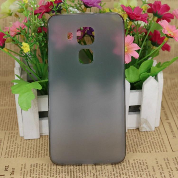 Накладка KissWill силиконовая для Huawei Nova Plus (Maimang 5/G9 Plus) прозрачно-черная