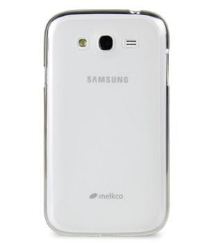 Накладка Melkco Poly Jacket силиконовая для Samsung Galaxy Grand Neo i9060 Transparent Mat (прозрачная)