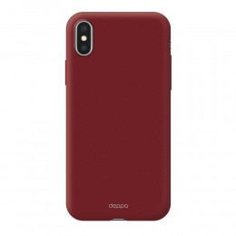 Накладка Deppa Air Case для iPhone X красная