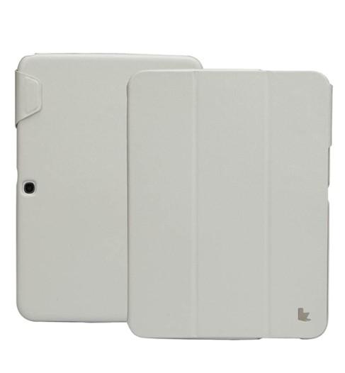Чехол Jisoncase Executive для Samsung Galaxy Tab 3 10.1 P5200/5210 белый
