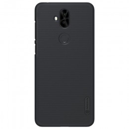 Накладка Nillkin Frosted Shield пластиковая для ASUS Zenfone 5Q (5 Lite) ZC600KL Black (черная)