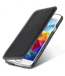 Чехол Melkco Book Type для Samsung Galaxy S5 G900 Black (черный)