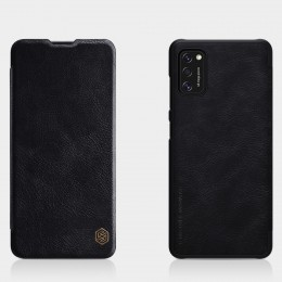 Чехол Nillkin Qin Leather Case для Samsung Galaxy A41 (2020) SM-A415 Black (черный)