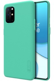Накладка Nillkin Frosted Shield пластиковая для OnePlus 8T Mint/Зелёная