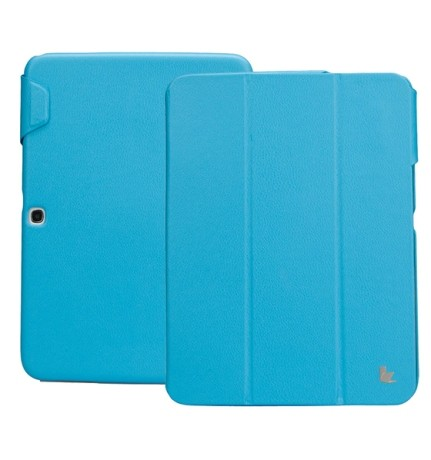 Чехол Jisoncase Executive для Samsung Galaxy Tab 3 10.1 P5200/5210 голубой