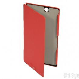 Чехол Sipo для Sony Xperia Z Ultra Book Type Red (красный)