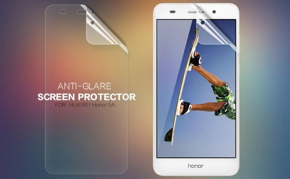 Пленка защитная для Huawei Honor 5A глянцевая