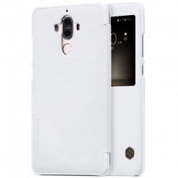 Чехол Nillkin Qin Leather Case для Huawei Mate 9 White (белый)