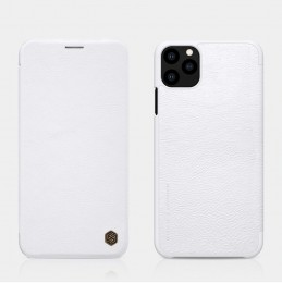 Чехол Nillkin Qin Leather Case для Apple iPhone 11 Pro Max White (белый)
