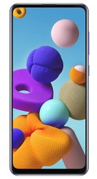 Мобильный телефон Samsung Galaxy A21s 4/64Gb Синий