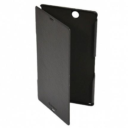 Чехол Armor для Sony Xperia Z Ultra Book Type Black (черный)