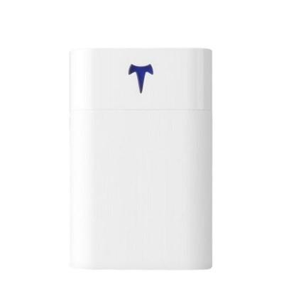 Аккумулятор Yoobao Power Bank T1 Tesla White 10200mAh внешний универсальный (белый)