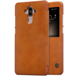 Чехол Nillkin Qin Leather Case для Huawei Mate 9 Brown (коричневый)