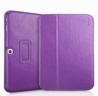 Чехол Yoobao Executive Leather Case для Samsung Galaxy Tab3 10.1 P5200/5210/5220 Purple