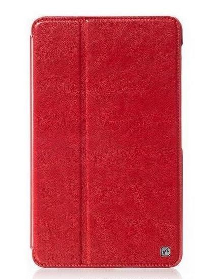 Чехол HOCO Crystal series Leather Case для Samsung Galaxy Tab4 8.0 T335/330 красный