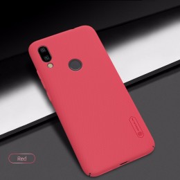 Накладка Nillkin Frosted Shield пластиковая для Xiaomi Redmi 7 Red (красная)