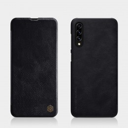 Чехол Nillkin Qin Leather Case для Samsung Galaxy A70s (2019) SM-A707 Black (черный)