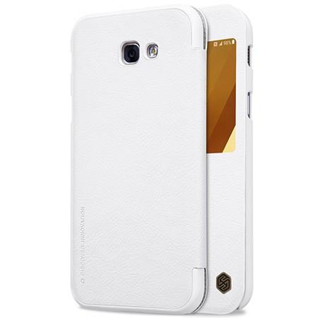 Чехол Nillkin Qin Leather Case для Samsung Galaxy A7 (2017) A720 White (белый)