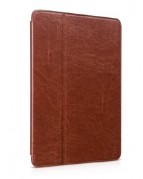 Чехол HOCO Crystal leather case для iPad Air 2 Brown (коричневый)