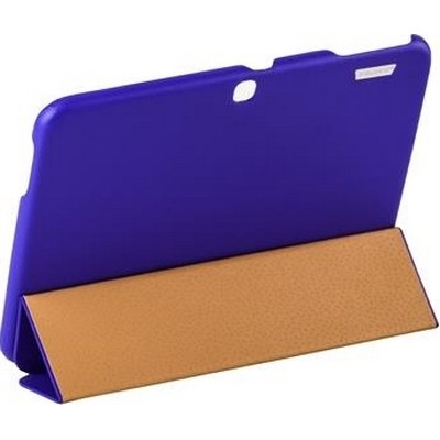 Чехол Jisoncase Executive для Samsung Galaxy Tab 3 10.1 P5200/5210 фиолетовый