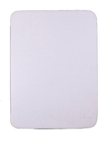 Чехол для Samsung Galaxy Tab3 10.1 P5200/5210/5220 с силиконовой вставкой белый