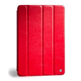 Чехол HOCO Crystal leather case для iPad 4/3/2 Red (красный)