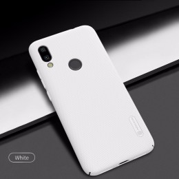 Накладка Nillkin Frosted Shield пластиковая для Xiaomi Redmi 7 White (белая)