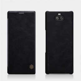 Чехол Nillkin Qin Leather Case для Sony Xperia 10 (XA3) Black (черный)