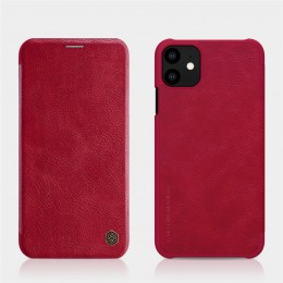 Чехол Nillkin Qin Leather Case для Apple iPhone 11 Red (красный)