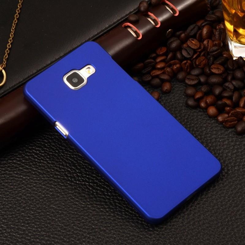 Накладка пластиковая для Samsung Galaxy A5 (2016) A510 синяя