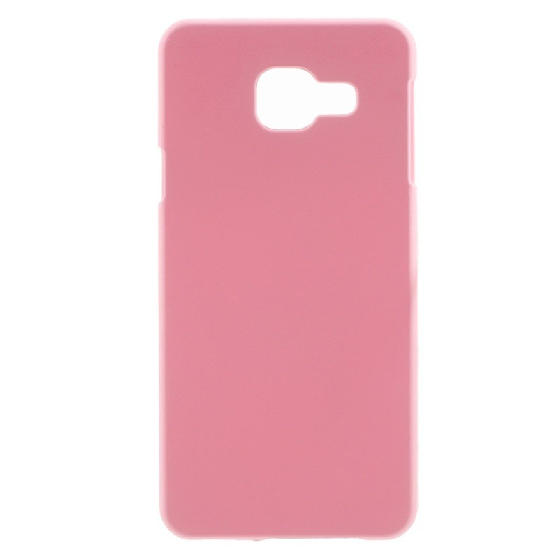 Накладка пластиковая для Samsung Galaxy A3 (2016) A310 розовая