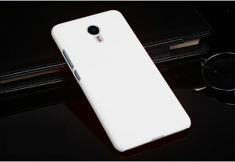 Накладка пластиковая для Meizu M3 Note белая