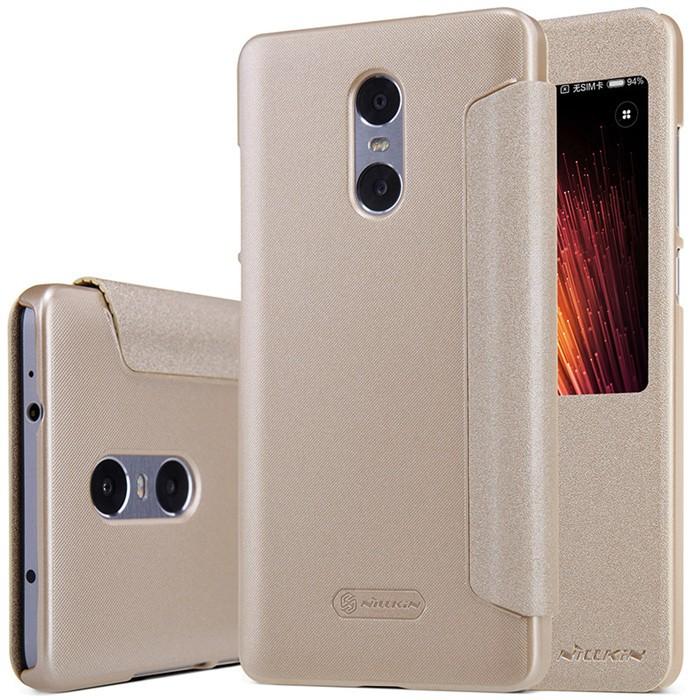Чехол Nillkin Sparkle Series для Xiaomi RedMi Pro Gold (золотой)