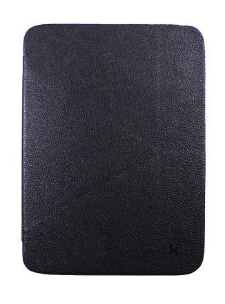 Чехол для Samsung Galaxy Tab3 10.1 P5200/5210/5220 с силиконовой вставкой черный