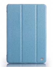 Чехол HOCO Duke leather case для iPad mini2 Retina BLUE