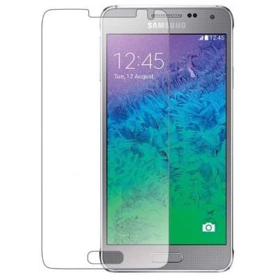 Пленка защитная для Samsung Galaxy Alpha G850 глянцевая
