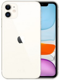 Apple iPhone 11 64Gb Белый (MWLU2RU/A)