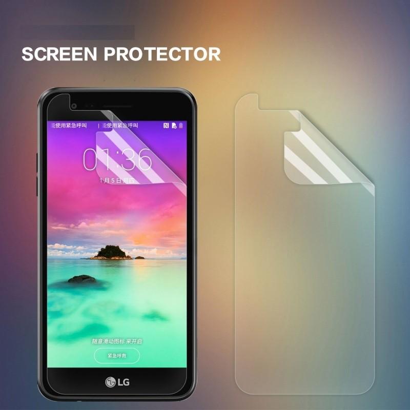Пленка защитная для LG K10 2017 (X400/M250/LV5) матовая