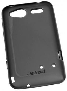 Накладка Jekod силиконовая для Samsung Galaxy R GT-I9103 черная