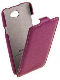 Чехол Melkco для HTC One X Purple