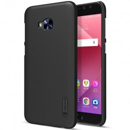 Накладка Nillkin Frosted Shield пластиковая для Asus Zenfone 4 Selfie Pro ZD552KL Black (черная)