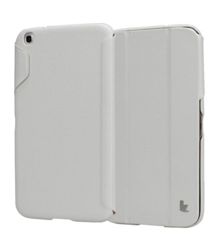 Чехол Jisoncase Executive для Samsung Galaxy Tab3 8.0 T311/310 белый
