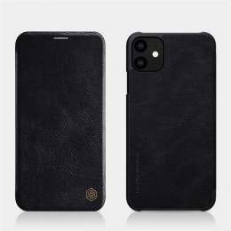 Чехол Nillkin Qin Leather Case для Apple iPhone 11 Black (черный)