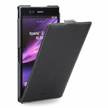 Чехол Sipo для Sony Xperia Z Ultra Black (черный)