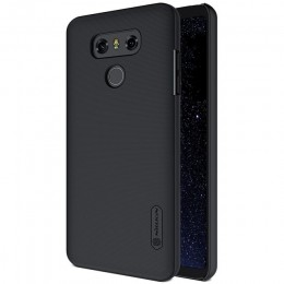 Накладка Nillkin Frosted Shield пластиковая для LG G6 (H870) Black (черная)