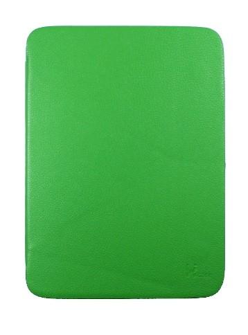 Чехол для Samsung Galaxy Tab3 10.1 P5200/5210/5220 с силиконовой вставкой зеленый