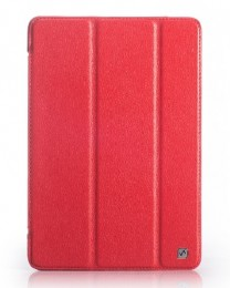 Чехол HOCO Duke leather case для iPad mini2 Retina RED