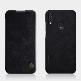 Чехол Nillkin Qin Leather Case для Huawei Honor 10 Lite Black (черный)