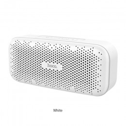 Портативная колонка HOCO BS23 Elegant Rhyme Wireless Speaker белая